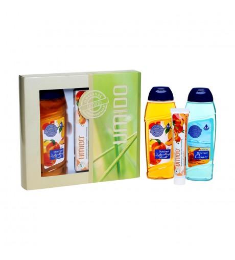UMIDO Geschenkbox Ocean Pfirsich
