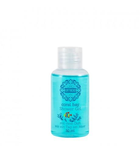 "UMIDO Duschgel 50 ml ""coral bay"""
