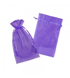 "Organza-Säckchen Maxi ""Violett"""