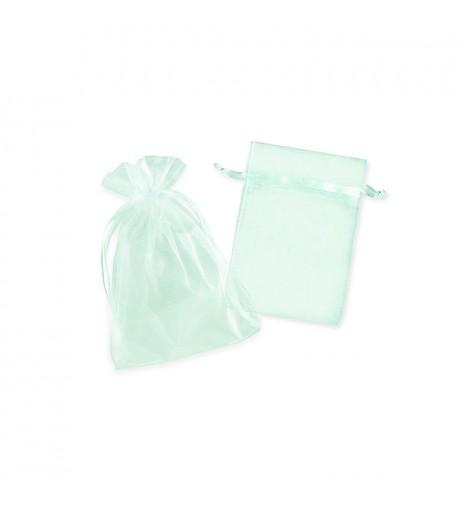 "Organza-Säckchen Mini ""Mint"""