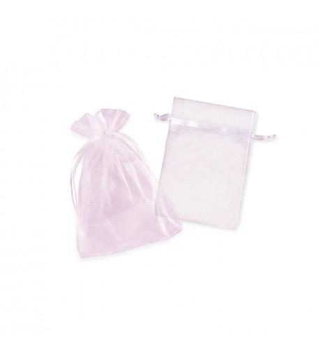 """Organza-Säckchen Mini """"Rosa"""""""