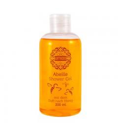 1x UMIDO Duschgel 200 ml Honig | Waschgel für Körper, Gesicht und Haare | sanfte Pflegedusche | Körperpflege