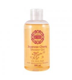 1x UMIDO Duschgel 200 ml Japanische Kirsche | Waschgel für Körper, Gesicht und Haare | sanfte Pflegedusche | Körperpflege