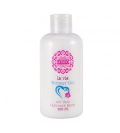 1x UMIDO Duschgel 200 ml Duft nach Glück | Waschgel für Körper, Gesicht und Haare | sanfte Pflegedusche | Körperpflege