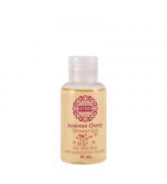 UMIDO Duschgel 50 ml Japanische Kirsche - Waschgel für Körper, Gesicht und Haare - sanfte Pflegedusche