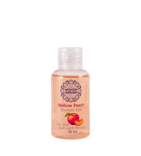"""UMIDO Duschgel 50 ml """"Mellow Peach"""""""