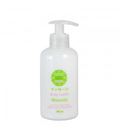 UMIDO Body Lotion Massaji