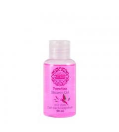 UMIDO Duschgel 50 ml Grapefruit - Waschgel für Körper, Gesicht und Haare - sanfte Pflegedusche
