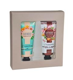 UMIDO-Geschenkbox 2x Handcreme 45 ml