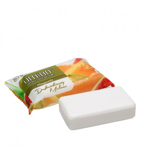 UMIDO Pflegeseife 80 g Melone