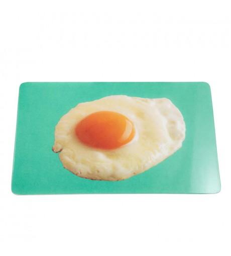 Schneidebrettchen Morning Egg