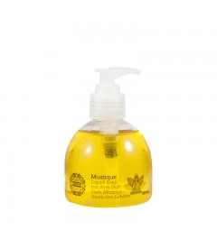 1x UMIDO Flüssigseife Spender 150 ml Moringa | Händewaschen | Seife aus dem Pumpspender