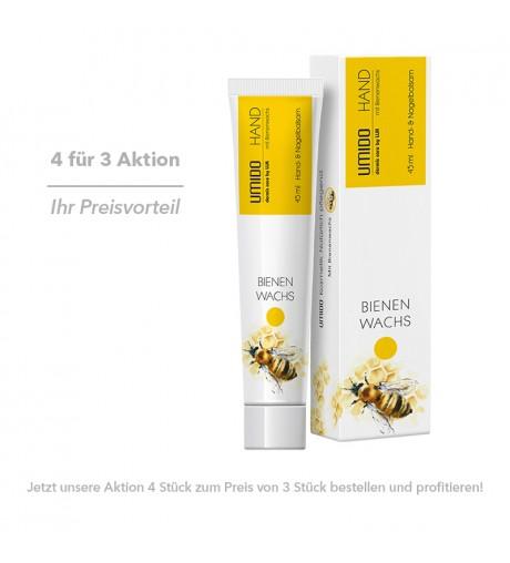 UMIDO Hand- und Nagelbalsam Bienenwachs