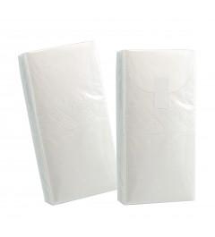 Papiertaschentücher 4-lagig weiß